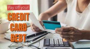 5 Ways to Pay Off Credit Card Debt Dues?
