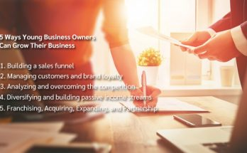 5 Ways Young Business Owners Can Grow Their Business
